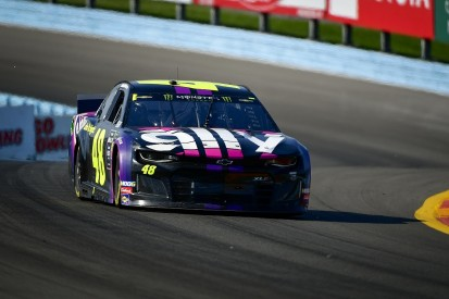 Johnson hits out at Blaney for Watkins Glen NASCAR Cup clash