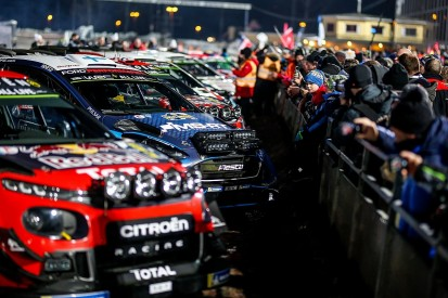 FIA issues rear wing clarification after WRC Rally Finland anomalies