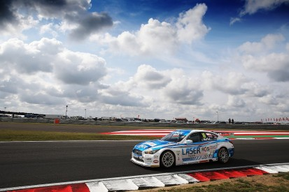 "Moffat's 17th on Infiniti BTCC debut at Snetterton ""was as good as win"""