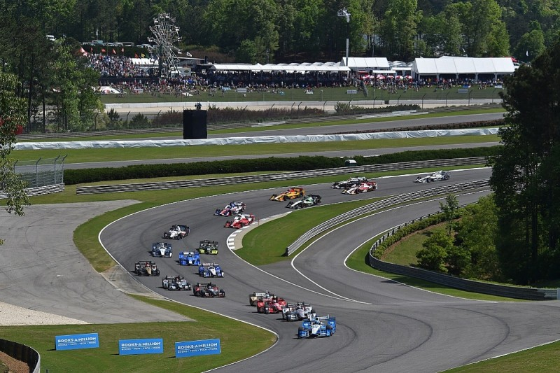 Pagenaud takes second straight IndyCar win after wild Rahal fight