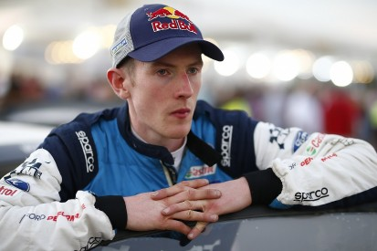 M-Sport Ford's Evans misses second WRC event with back injury