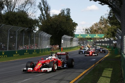 Formula 1 must do more with digital media, Ferrari president says