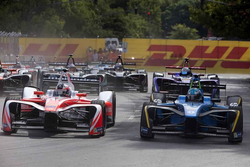 Formula E joins forces with Motorsport.com in new partnership