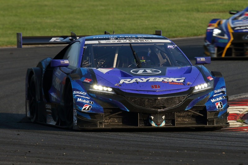 Jenson Button: Difficult to retain Super GT title