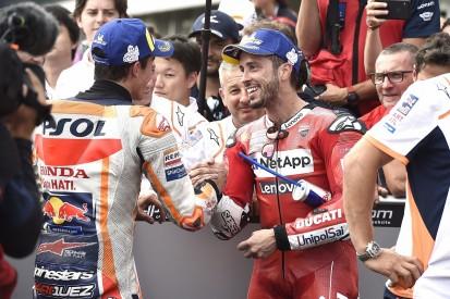 """Dovizioso: Marquez has put his MotoGP rivals in """"crisis"""""""