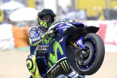 MotoGP Jerez: Valentino Rossi takes dominant win