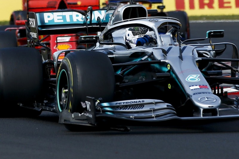Onboard gave 'distorted' view of Bottas/Leclerc clash - FIA's Masi