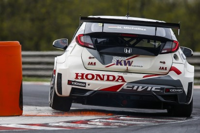 Honda cleared by WTCC stewards after technical investigation