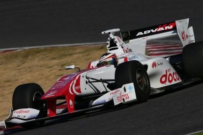 Stoffel Vandoorne claims podium finish on Super Formula debut