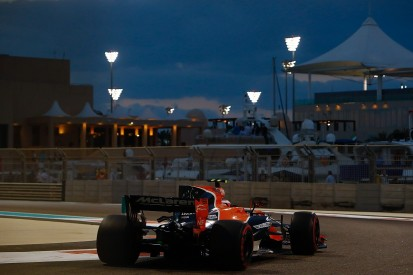 Tape in diffuser caused Stoffel Vandoorne's tough Abu Dhabi GP