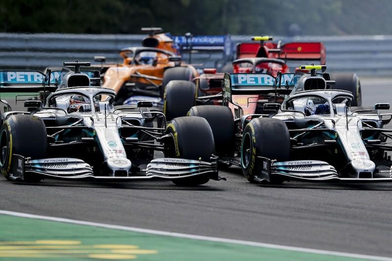 Mercedes Formula 1 racecraft rules compromised Bottas - Wolff
