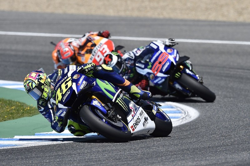 Valentino Rossi expected more of a fight for Jerez MotoGP win
