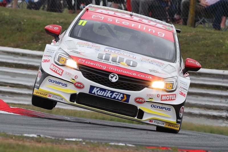 Snetterton BTCC: Plato gets 15-second penalty for race-three clashes
