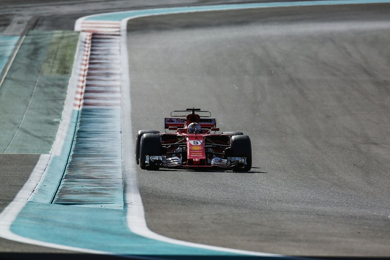 Abu Dhabi F1 testing: Sebastian Vettel fastest on final day