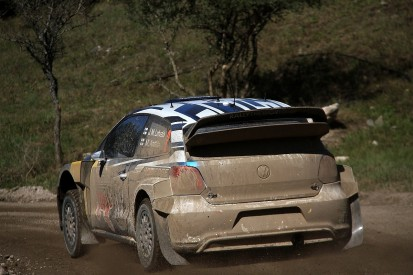 Latvala crashes out of Rally Argentina WRC lead, hands it to Paddon