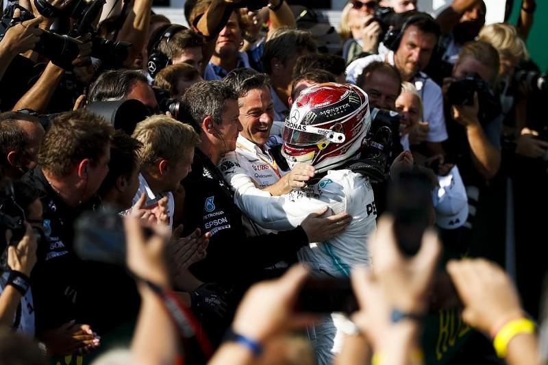 Mercedes strategy helps Hamilton overhaul Verstappen for Hungary win