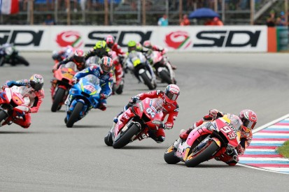 """MotoGP Brno: Marquez pushed """"100%"""" because of Yamaha pace fear"""