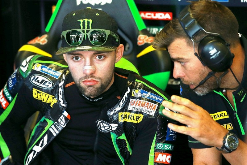 Sidelined MotoGP rider Jonas Folger should be fit by Christmas