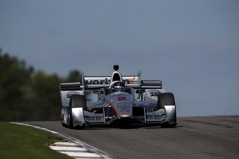 Juan Pablo Montoya baffled to qualify last for Barber IndyCar race