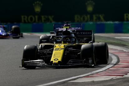 Hulkenberg's Renault F1 engine ran in safe mode during Hungarian GP