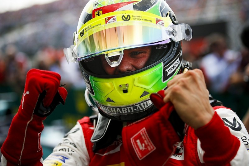 F2 Hungary: Schumacher takes first F2 victory with sprint race win