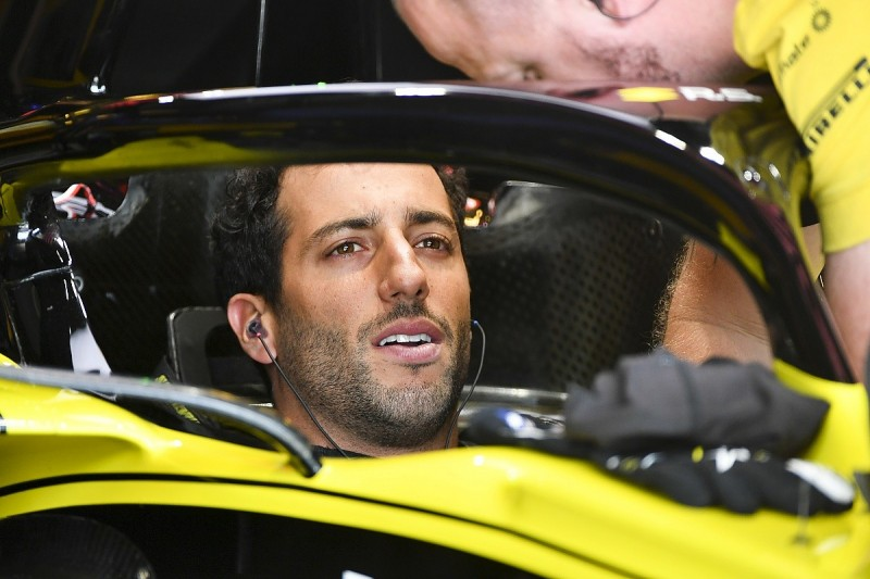 Ricciardo gets Hungary grid drop after getting new Renault F1 engine