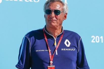 DAMS founder and e.dams team principal Jean-Paul Driot dies aged 68