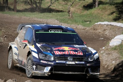 Latvala leads Rally Argentina as Paddon takes second from Ogier