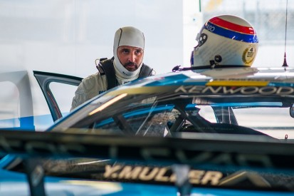 Yvan Muller comes out of retirement to help Volvo's WTCC title bid