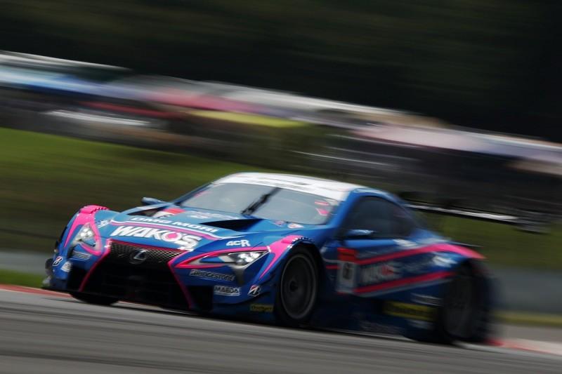 Fuji SUPER GT: LeMans Lexus wins 500-mile race from 11th place