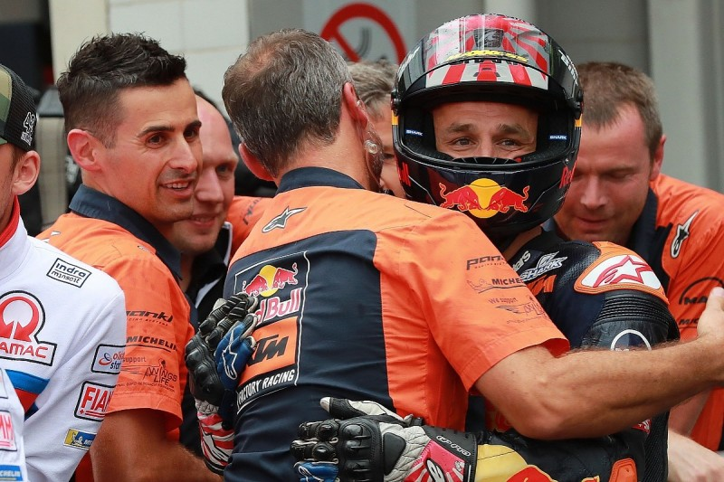 Zarco: Brno MotoGP front row reminded me I still have the ability