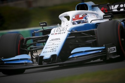 """Russell: P16 F1 Hungarian GP grid spot """"like a pole"""" for Williams"""