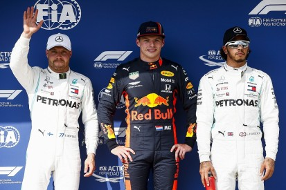 Wolff: Verstappen a title threat after recent F1 wins, Hungary pole