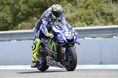 MotoGP Jerez: Valentino Rossi tops third practice session