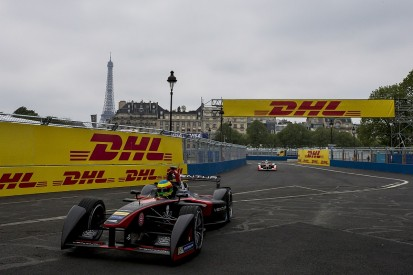 Paris Formula E: Mike Conway fastest in free practice