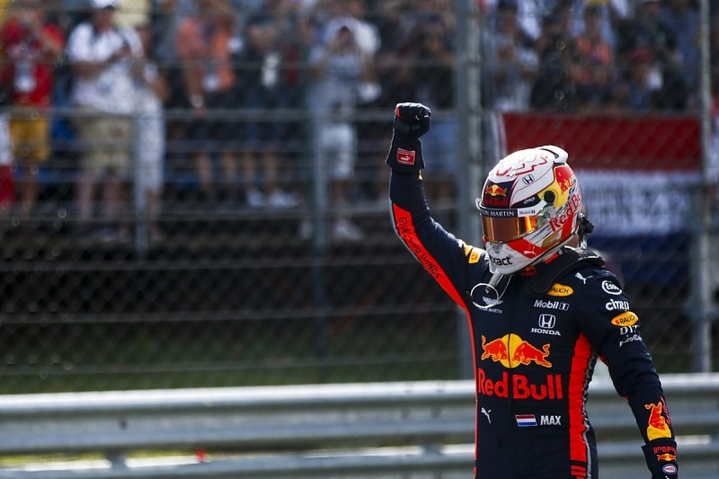 Hungarian GP: Verstappen beats Bottas by 0.018s to first F1 pole