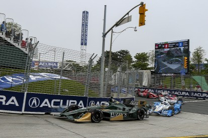 Luca Filippi: 'Crazy' IndyCar 'similarities' will help in Formula E