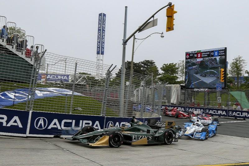 Luca Filippi: 'Crazy' IndyCar 'similarities' will help in Formula E