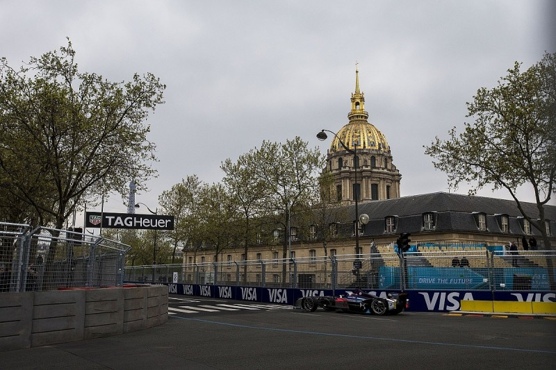 Formula E Paris: Sam Bird takes his third pole of the season