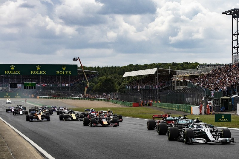 """F1 has """"very little time"""" to sort long list for 2021 overhaul"""