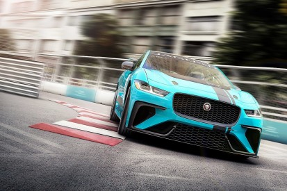 Rahal's team first to enter Jaguar I-PACE Trophy FE support series