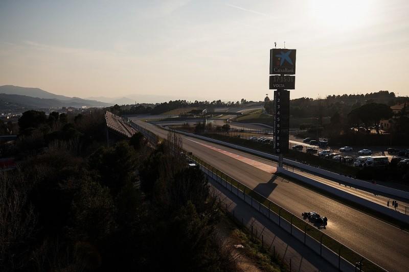 F1 considering pre-season testing cutbacks for 2020