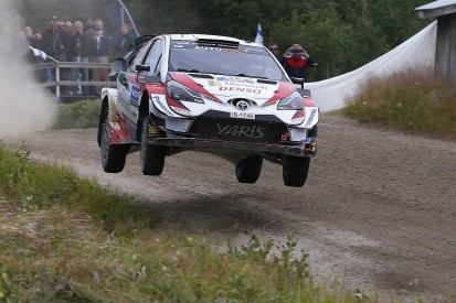 Rally Finland WRC: Latvala ends Friday on top in ultra-tight battle