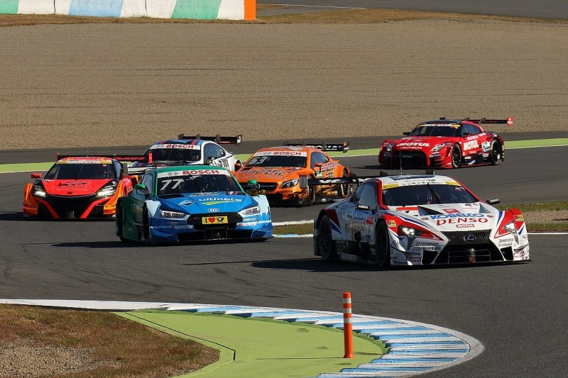 Format and regulations for joint DTM and SUPER GT race revealed