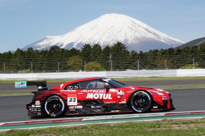 Fuji SUPER GT: Nissans lock out front row for 500-mile race