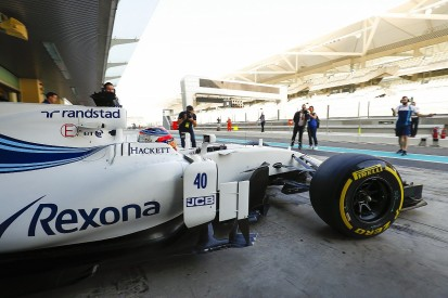 Robert Kubica hits track in crucial Williams Formula 1 test