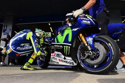 Valentino Rossi now getting comfortable earlier in MotoGP weekends