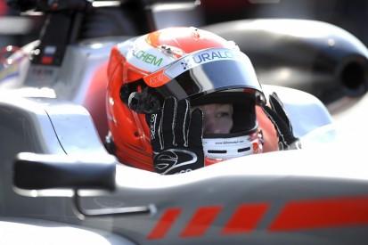 Nikita Mazepin banned for altercation in European Formula 3 paddock