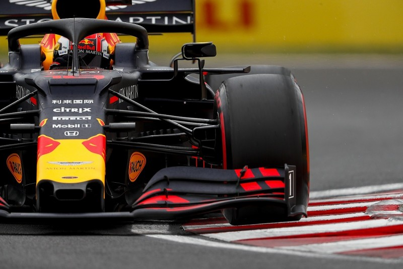 Hungarian GP: Gasly leads Red Bull one-two in FP2 disrupted by rain