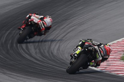 Crutchlow: Team-mate Nakagami hasn't earned works Honda MotoGP bike